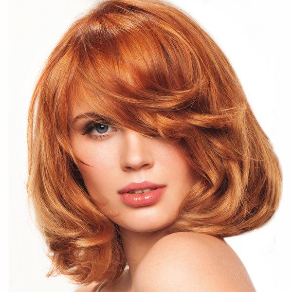 Coiffure FABIO SALSA - cheveux mi-longs - printemps-été 2012