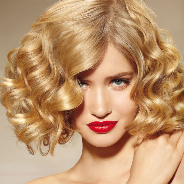 Coiffure FRANCK PROVOST - cheveux mi-longs - printemps-été 2012