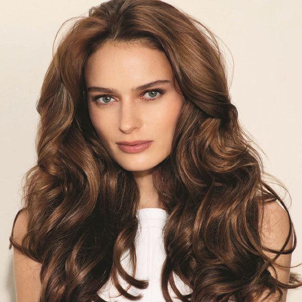 Coiffure LUCIE SAINT-CLAIR - cheveux longs - printemps-été 2012
