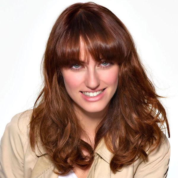 Coiffure SAINTE ALGUE - cheveux longs - printemps-été 2012