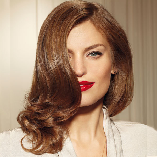 Coiffure FRANCK PROVOST - cheveux longs - printemps-été 2012