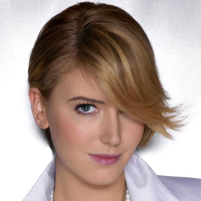 Coiffure SAINT ALGUE - cheveux courts - Automne-hiver 2011-2012