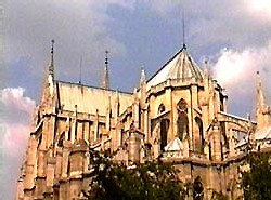Eglise Sainte Clotilde Paris 7e