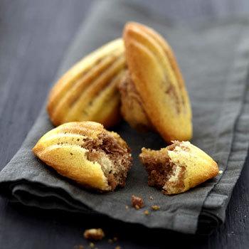 Recettes à la pâte à tartiner Nutella