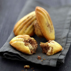 recette Délices d'enfance au chocolat avec la pâte à tartiner Nutella