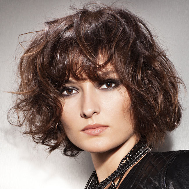 Coiffure FABIO SALSA - cheveux mi-longs - Automne-hiver 2011-2012