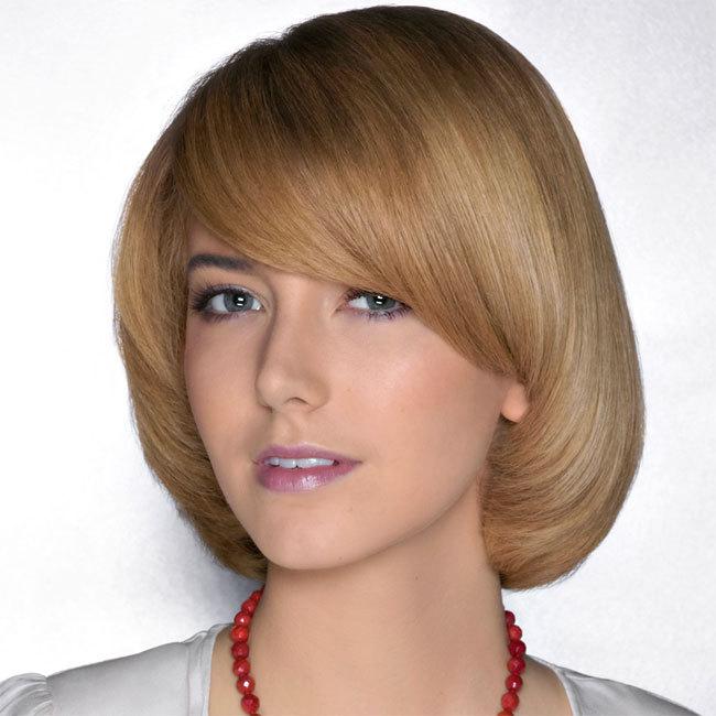 Coiffure SAINT ALGUE - cheveux mi-longs - Automne-hiver 2011-2012
