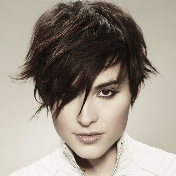 Coiffure HAIRCOIF - cheveux courts - automne-hiver 2010/2011