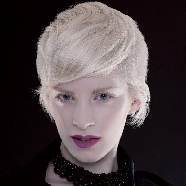 Coiffure SAINT ALGUE - cheveux courts - automne-hiver 2010/2011