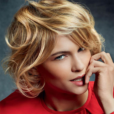 Coupe cheveux femme automne-hiver 2013-2014 - Camille ALBANE