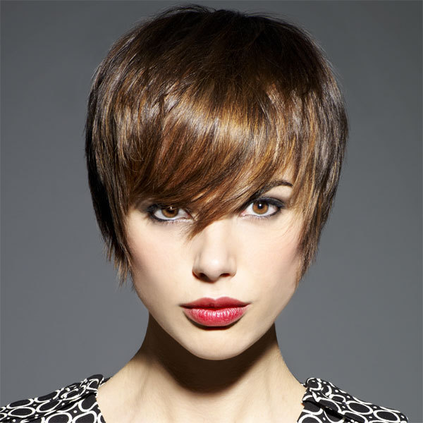 Coupe cheveux courts - ERIC STIPA - automne-hiver 2013-2014