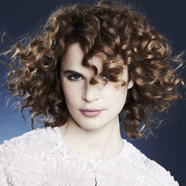 Coupe cheveux mi-longs - HAIRCOIF - automne-hiver 2013-2014