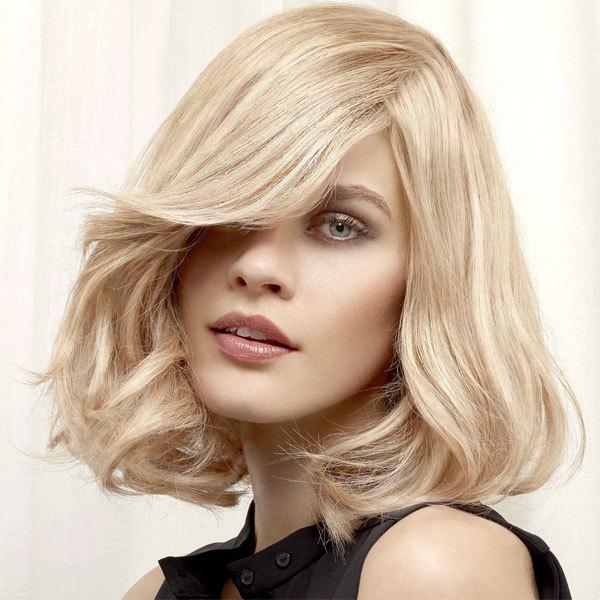 Coupe cheveux mi-longs - VOG - automne-hiver 2013-2014