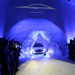 naissance de la nouvelle Mercedes-Benz Classe S, j'y étais