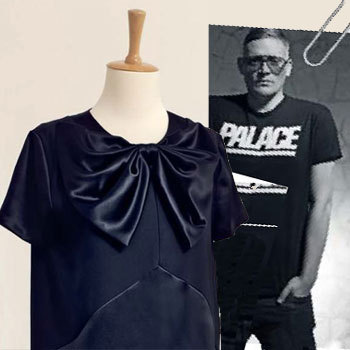 La petite robe noire de Giles Deacon pour Monoprix