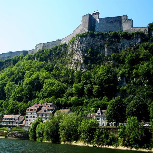 La Citadelle de Besançon © DoubsTourisme - Liz Millereau