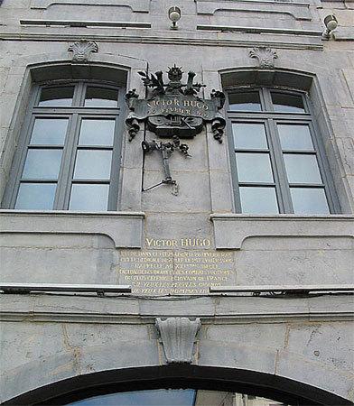 Besançon : Maison de naissance de Victor Hugo © D.R.