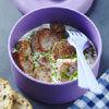 Filets mignon de porc, ciboulette, une recette de Yannick Alléno