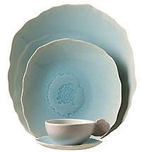 assiettes et tasse à café Jars Céramistes