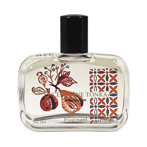 Idée cadeau de Noël FOOD n° 12 - Eau de Parfum Fève de Tonka FRAGONARD