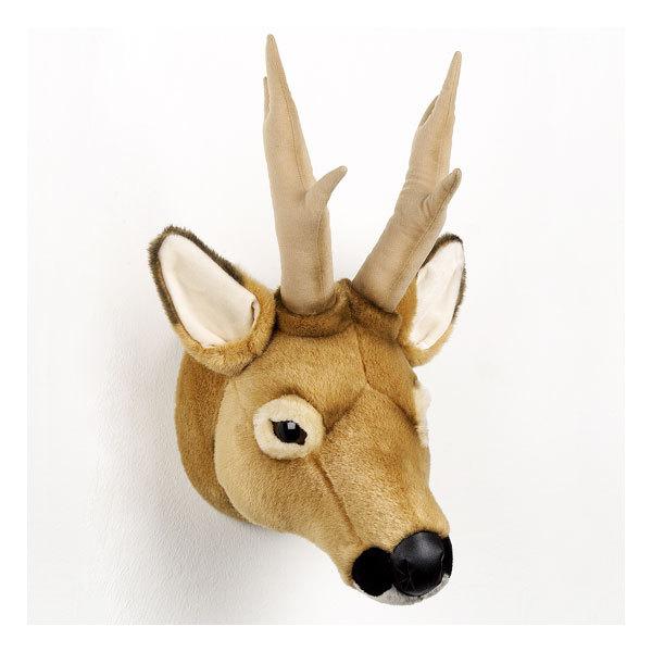 Idée cadeau de Noël FAUNE n° 7 - Trophée de chasse MONSIEUR MARCEL