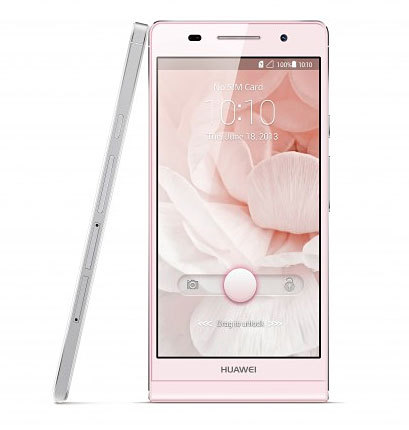 Idée cadeau de Noël FLEURS n° 9 - Smartphone HUAWEI