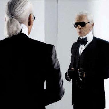 Karl Lagerfeld crée une collection de lunettes solaires pour Optic 2000