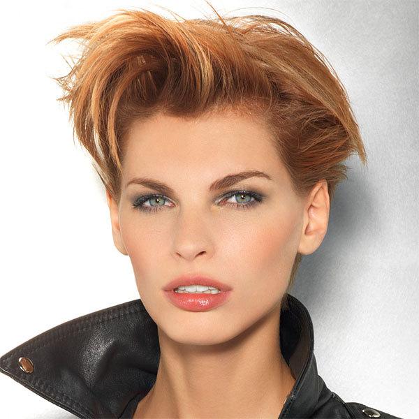 Coiffure cheveux fins et courts COIFF & CO - printemps-été 2014
