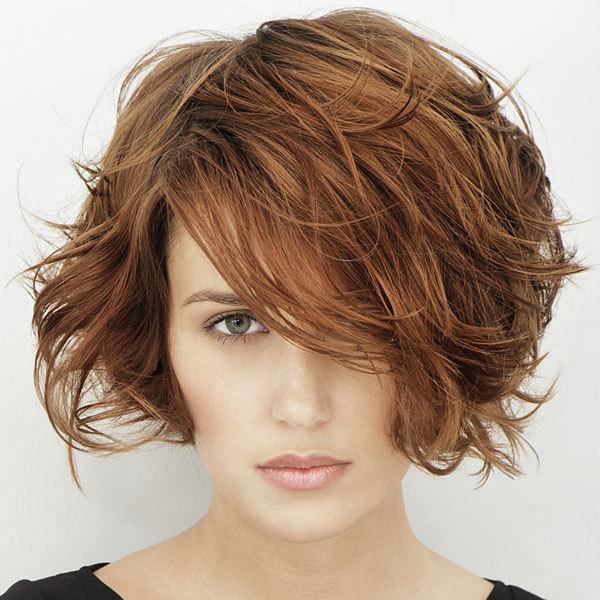 Coiffure cheveux mi-longs - FRANCK PROVOST - tendances printemps-été 2014