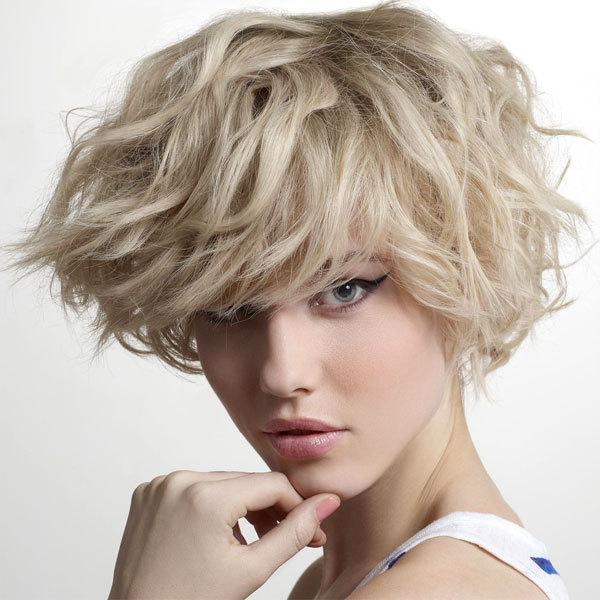 Coiffure cheveux mi-longs - DAVID & Son - tendances printemps-été 2014