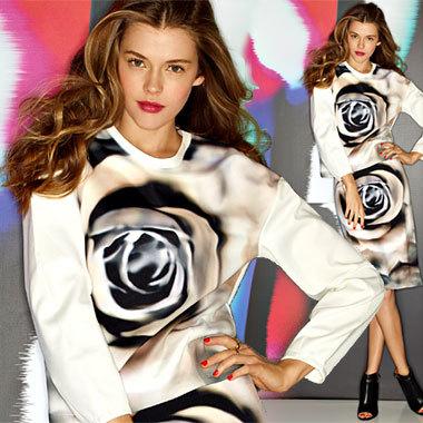 les 7 tendances clés de la mode printemps-été 2014 - Ensemble Morgan