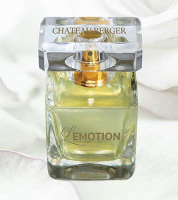 L'Émotion, eau de parfum de Château-Berger