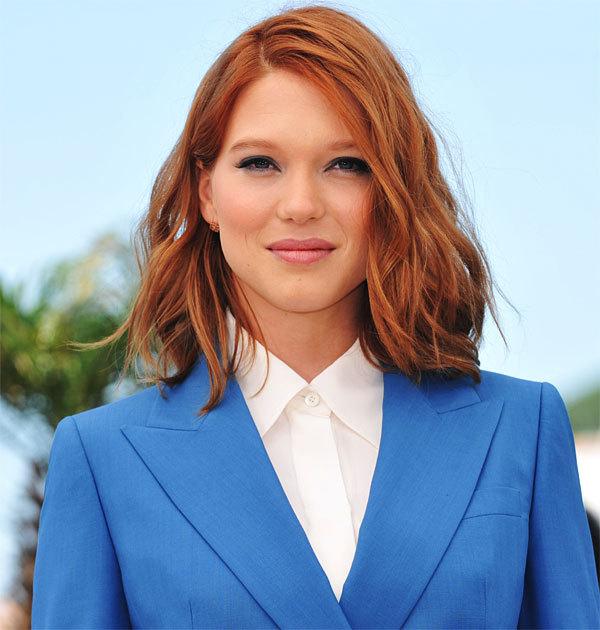 Léa SEYDOUX au Festival de Cannes 2014