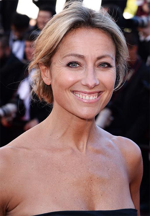Anne-Sophie LAPIX au Festival de Cannes 2014.