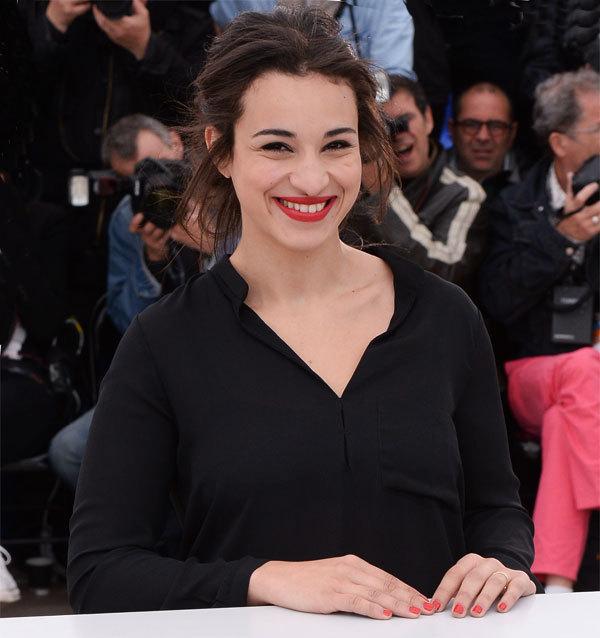 Camelia JORDANA au Festival de Cannes 2014