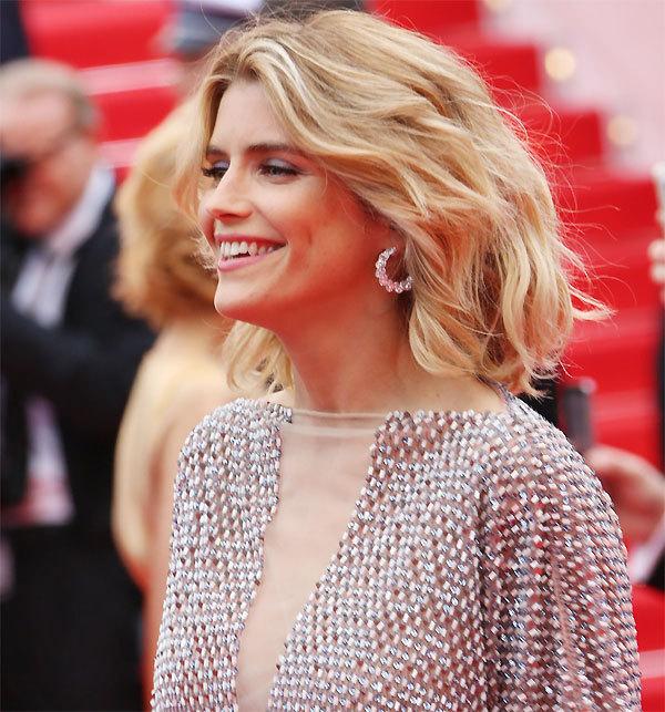 Alice TAGLIONI au Festival de Cannes 2014