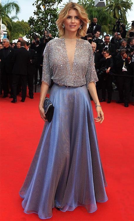 Alice TAGLIONI au 67ème Festival de Cannes