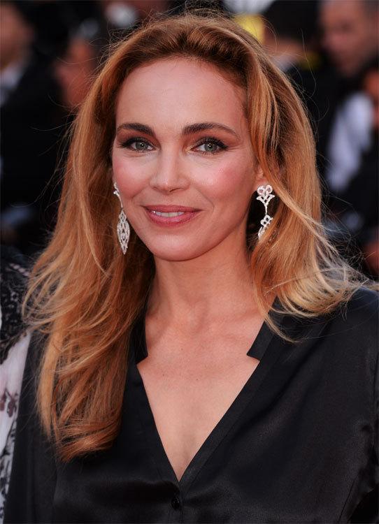 Claire KEIM au Festival de Cannes 2014
