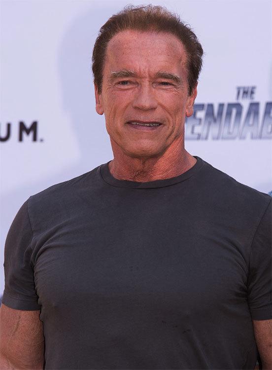 Arnold SCHWARZENEGGER au Festival de Cannes 2014