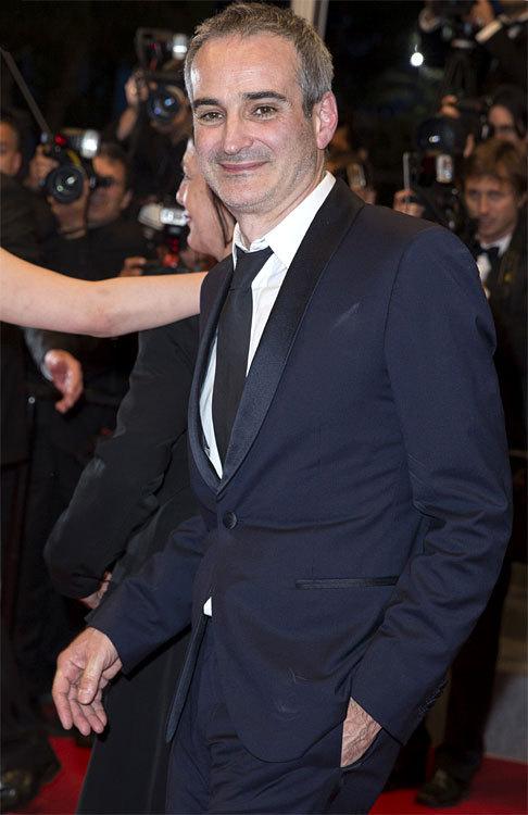 Olivier ASSAYAS au Festival de Cannes 2014