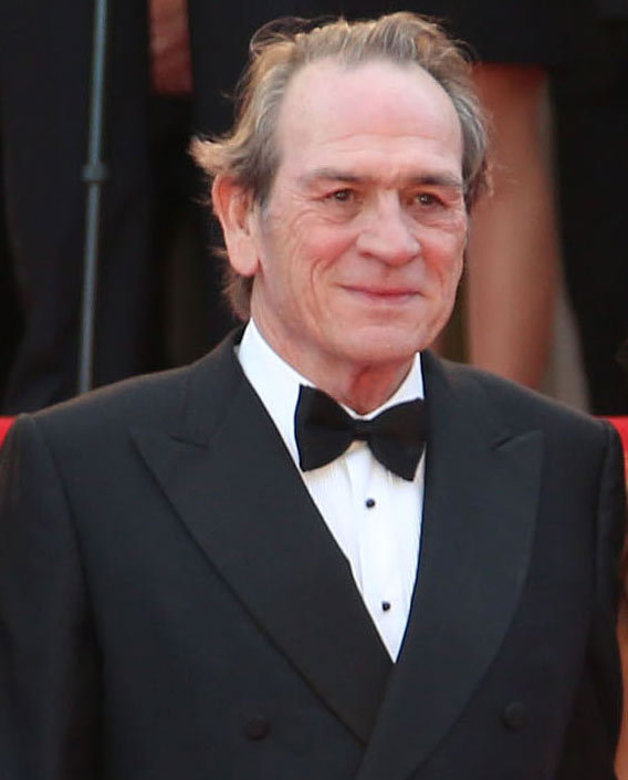 Tommy Lee Jones au Festival de Cannes 2014
