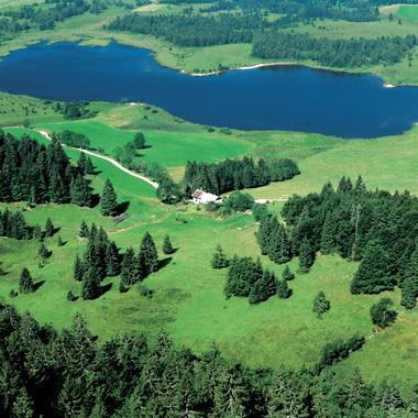 Lac de Bellefontaine, Bellefontaine (© CRT Franche-Comté / Didier Lacroix)