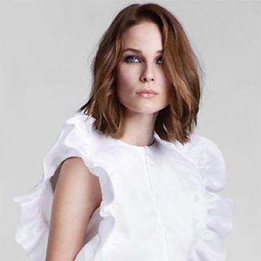 Créations chemise blanche Anne Fontaine - Collection Été 2014