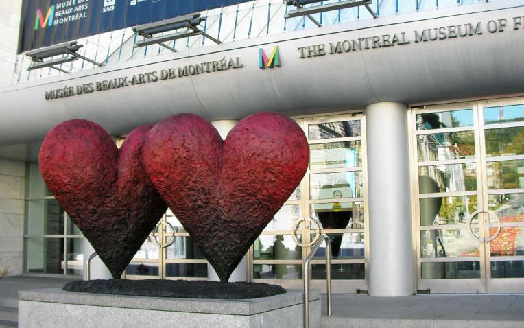 Le MBAM (Musée des Beaux-arts de Montréal) - D.R.