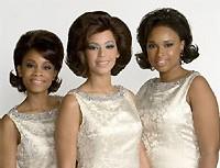 Beyoncé Knowles, Jennifer Hudson et Anika Noni Rose dans Dreamgirls