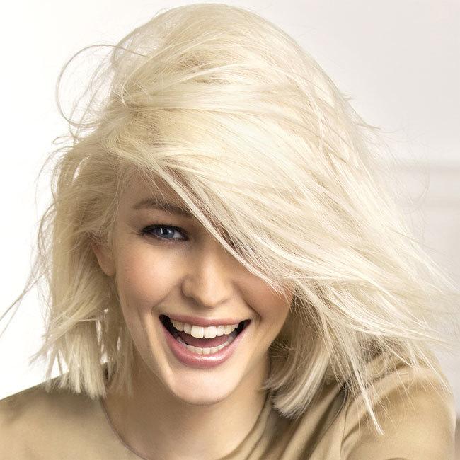 Coiffure cheveux mi-longs - SAINT ALGUE - tendances automne-hiver 2014-2015