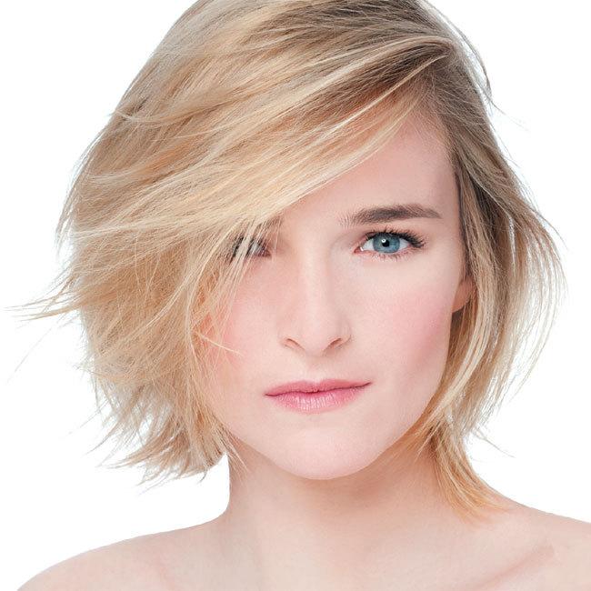 Coiffure cheveux mi-longs - Jean-Claude BIGUINE - tendances automne-hiver 2014-2015