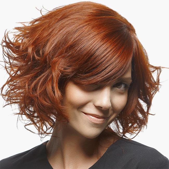 Coiffure cheveux mi-longs - BEAUTY FAMILY - tendances automne-hiver 2014-2015