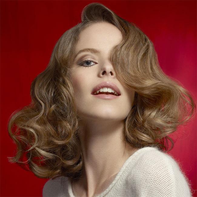 Coiffure cheveux mi-longs - VOG - tendances automne-hiver 2014-2015