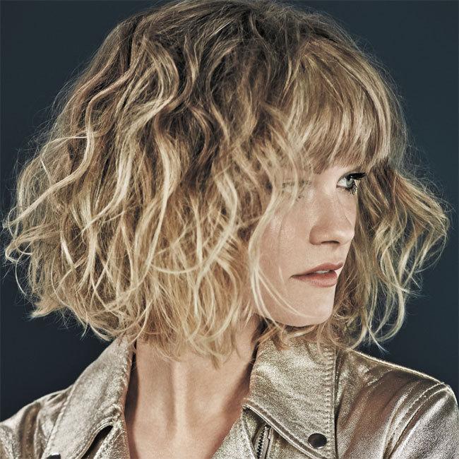 Coiffure cheveux mi-longs - HAIRCOIF - tendances automne-hiver 2014-2015